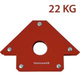 Mastroweld Mágneses szögbeállító, 22 kg
