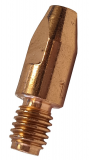 """MIG """"CO"""" áramátadó M6x1.0 28mm"""