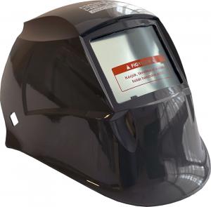 Mastroweld Fejpajzs burkolat Graphite Vision 2 érz. elektronika nélkül termék fő termékképe