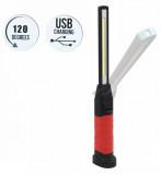 Welzh Werkzeug 793-WW tölthető szerelőlámpa, LED 01 COB, USB, 6 W, 600 lm