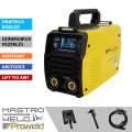 Mastroweld-Proweld MMA-160 DLS-LCD hegesztő inverter
