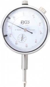 BGS Technic 9-1938-1 indikátor óra (csapos mérőóra), 0-10 mm, 0.01 mm termék fő termékképe