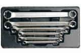 BGS Technic 9-2268 E-típusú (belső torx) csillagkulcs készlet, egyenes, 6 részes