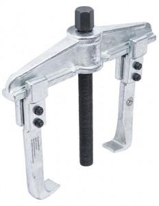 Kraftmann 9-93-2 kétkörmös mechanikus csapágylehúzó, csúszószáras, 150x200 mm termék fő termékképe