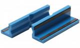 BGS Technic 9-9796 lágy pofa satuhoz, mágneses, műanyag, 100 mm