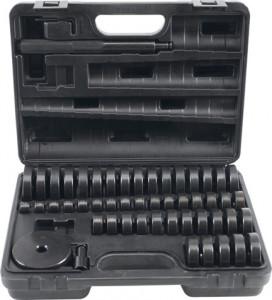 Kraftmann 9-98467 szilent és csapágy szimering nyomótárcsa szerelő készlet, 52 részes termék fő termékképe