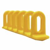 GYS Multipad sárga kúpos 6x22x156 mm, 3db/csomag