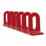 GYS Multipad piros lapos 6x22x156 mm, 3db/csomag