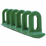 GYS Multipad zöld gömbölyű 6x22x156 mm, 3db/csomag