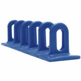 GYS Multipad kék lapos 6x36x156 mm, 3db/csomag