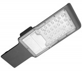 Elmark LED közvilágítási lámpatest, szürke, 390 mm, 5000 lm, 5000-5500 K, 50 W