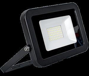 Elmark LED fényvető, fekete, 102x83 mm, 900 lm, 5500 K, 10 W termék fő termékképe