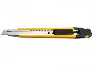 Olfa A-1 törhető pengéjű vágókés automata pengerögzítővel, 9 mm termék fő termékképe