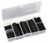 Licota AET-HS103K fekete zsugorcső készlet, 127 darabos