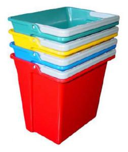 Ecofix AF bucket 4 vödör, 6 literes termék fő termékképe