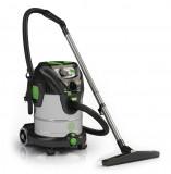 IPC Soteco NRG 1/30 CLEAN GOwork®tool kéziszerszám csatlakoztatására alkalmas ipari száraz-nedves porszívó