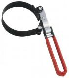 Genius Tools AT-BOF3 acélszalagos olajszűrő leszedő, 73-85 mm-ig