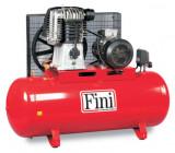 Fini BK 120-500F-10 dugattyús kompresszor