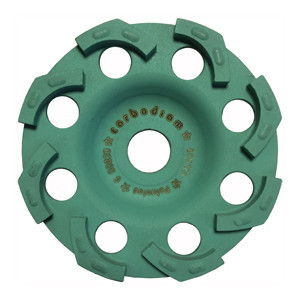 Carbodiam BOG Ø 125 gyémánt csiszolótárcsa termék fő termékképe