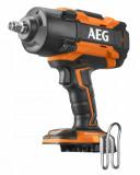 AEG BSS 18HTF12B6-0 Brushless akkus szénkefe nélküli ütvecsavarozó (akku és töltő nélkül)