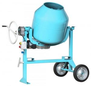 """Omaer C250 SBL """"SILENT"""" hajtóműves ipari betonkeverő termék fő termékképe"""