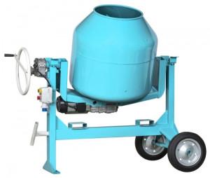 """Omaer C360 SBL """"SILENT"""" hajtóműves ipari betonkeverő, 1 fázisú termék fő termékképe"""
