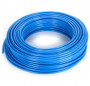Rectus MFPU04025K poliuretán SHORE A 98 egyenes tömlő, kék, 4x2.5x0.75 mm, 50 m/tekercs
