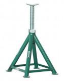 COMPAC Hydraulik CAX 12S alacsony, csavarorsós szerelőbak, 340-500 mm, 12 t