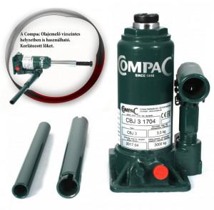 COMPAC Hydraulik CBJ 3 hidraulikus palack emelő, 3 t termék fő termékképe
