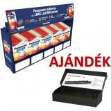 Panasonic COINCODIS pultdisplay (CR2016 + CR2025 + CR2032 + LR44 + LRV08) + AJÁNDÉK P4X Led lámpa