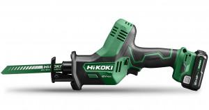 HiKoki CR12DA-2.5AH akkus orrfűrész (2 x 2.5 Ah Li-ion akkuval) termék fő termékképe