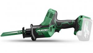HiKoki CR18DA-BASIC-HSC akkus szénkefe nélküli orrfűrész + HITBOX (akku és töltő nélkül) termék fő termékképe