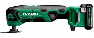 HiKoki CV12DA-2.5AH akkus multigép (2 x 2.5 Ah Li-ion akkuval) termék fő termékképe