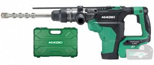 HiKoki DH36DMA-BASIC-KOFFER MULTI VOLT akkus szénkefe nélküli SDS-max fúró-vésőkalapács (akku és töltő nélkül) termék fő termékképe