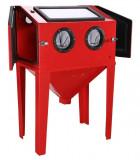 Torin Big Red DJ-SBC360 ipari homokszóró szekrény, porelszívó nélküli kivitel, 360 literes