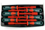 Jonnesway DV41M06S VDE szigetelt dugókulcsfejű csavarhúzó készlet 1000 V-ig, 6-lapú, 6 részes