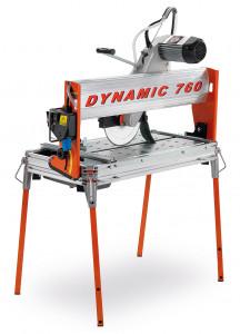 Battipav DYNAMIC 760 csúszó sines vágógép ékszíj hajtással termék fő termékképe