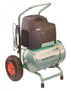 HiKoki EC138 olajmentes dugattyús kompresszor termék fő termékképe