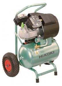 HiKoki EC2010 szóróolajozású dugattyús kompresszor termék fő termékképe