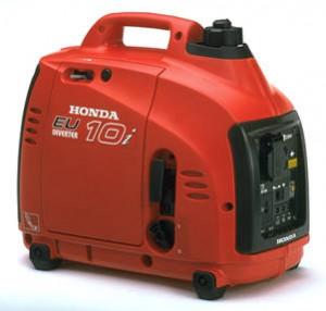 Honda EU 10i áramfejlesztő termék fő termékképe