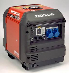 Honda EU 30is áramfejlesztő, önindítós termék fő termékképe