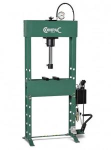COMPAC Hydraulik FP20 hidro-pneumatikus prés, lábpedálos, gyors dugattyú, 20 t termék fő termékképe