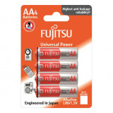 Fujitsu LR6-4BFU alkáli tartós elem, AA (ceruza), 4db/bliszter