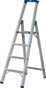 Krause STABILO Professional egy oldalon járható lépcsőfokos állólétra, 4 fokos termék fő termékképe