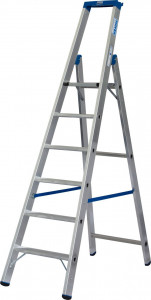 Krause STABILO Professional egy oldalon járható lépcsőfokos állólétra, 6 fokos termék fő termékképe