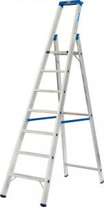 Krause STABILO Professional egy oldalon járható lépcsőfokos állólétra, 7 fokos termék fő termékképe