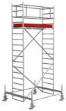 Krause STABILO Professional gurulóállvány, 100 -as sorozat, mezőméret: 2 m x 0.75 m, munkamagasság: 5.4 m