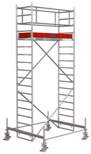 Krause STABILO Professional gurulóállvány, 100 -as sorozat, mezőméret: 2 m x 0.75 m, munkamagasság: 5.4 m termék fő termékképe