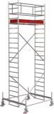 Krause STABILO Professional gurulóállvány, 100 -as sorozat, mezőméret: 2 m x 0.75 m, munkamagasság: 6.4 m