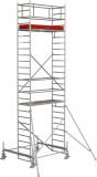 Krause STABILO Professional gurulóállvány, 100 -as sorozat, mezőméret: 2 m x 0.75 m, munkamagasság: 7.4 m